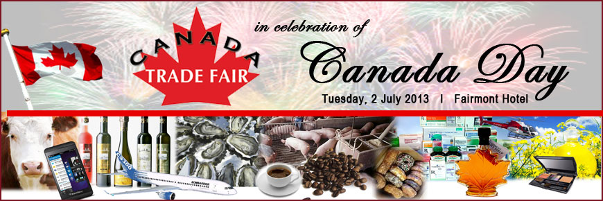 Canada Trade Fair in Celebration of Canada Day