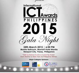 4March2015-ICT Awards 2015 GALA NIGHT AD